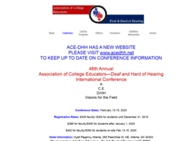 acedhh.org
