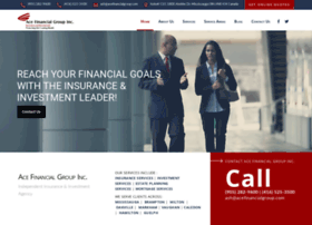acefinancialgroup.com