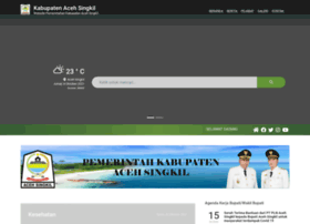 Acehsingkilkab.go.id