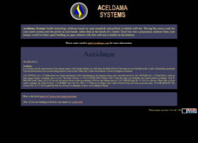 aceldama.com
