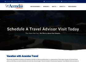 acendasvacations.com