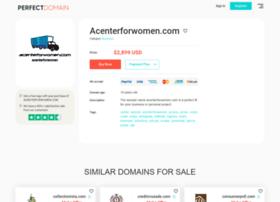 acenterforwomen.com