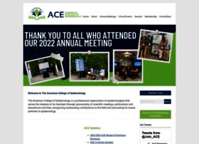 acepidemiology.org