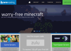 acerahosting.com
