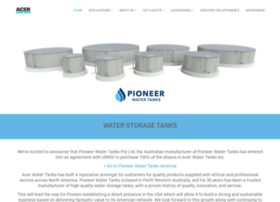 acerwatertanks.com