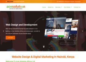 acesolutionafrica.com