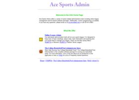 acesportsadmin.com