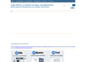 acesseglobalmarketing.wordpress.com