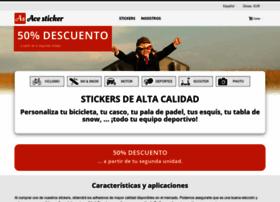 acesticker.com