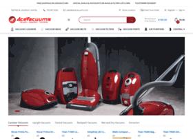 acevacuums.com