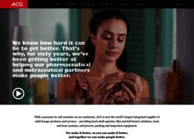 Acg-associatedcapsules.com