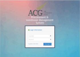 acgwarehouse.com
