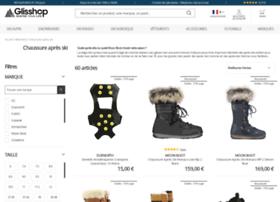 achat-chaussures.glisshop.com