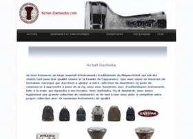 achat-darbuka.com