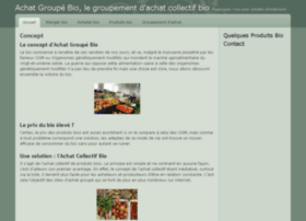 achat-groupe-bio.com