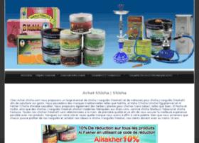 achat-shisha.com