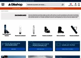 achat-skateboard.glisshop.com