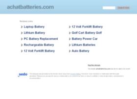 achatbatteries.com