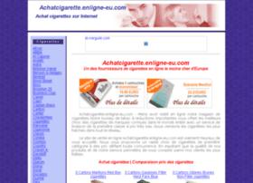 achatcigarette.enligne-eu.com