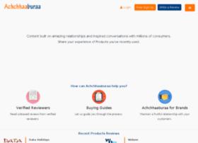 achchhaaburaa.com