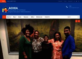 acheacaribbean.org