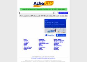 achecep.com.br