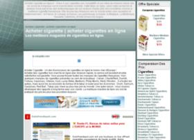 achetercigarette.enligne-eu.com