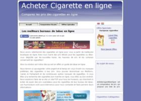 achetercigaretteenligne.com