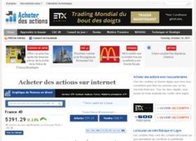 acheterdesactions.net