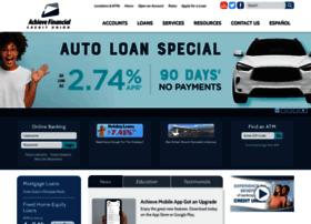 achievefinancialcu.com