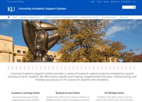 achievement.ku.edu