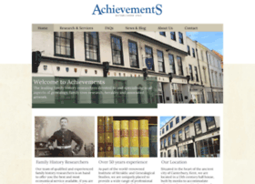 achievements.co.uk