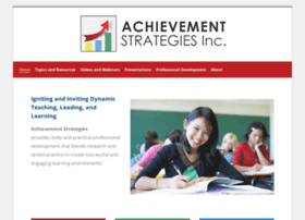 achievementstrategies.org
