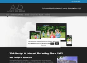 achievewebdesign.com
