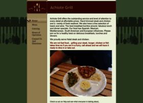 achiotegrill.com