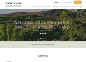 achrayhouse.com
