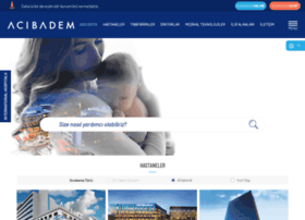 acibadem.com.tr