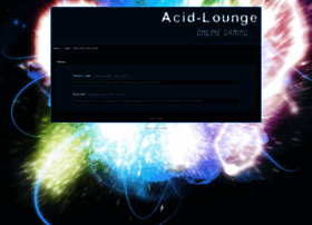 acid-lounge.org.uk
