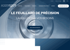 aciers-coste.com