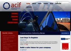 acif.com.au