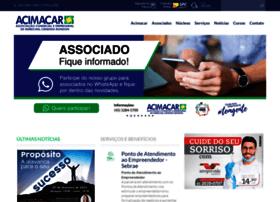 acimacar.com.br