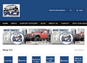 acioffroadparts.com