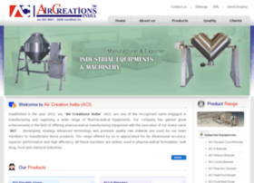 acipharmaequipments.com