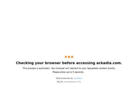 ackadia.com