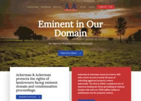 ackerman-ackerman.com
