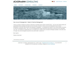 ackermannconsulting.ch