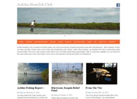 acklinsbonefish.com