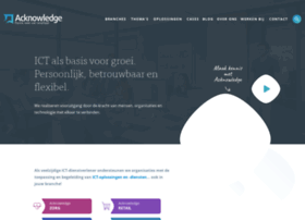 acknowledge-support.nl