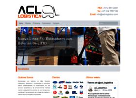 acl-logistica.com
