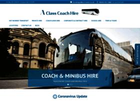 aclasscoachhire.co.uk